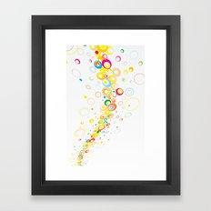iPhone cover 4 Framed Art Print
