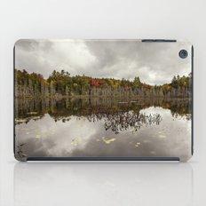 a pond iPad Case