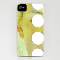 iPhone Cases featuring What Do You Want from Me ?  by Ganech joe