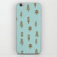 Tree pattern iPhone & iPod Skin