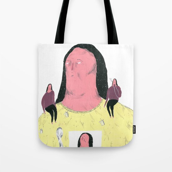 droste effet Tote Bag