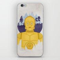 C3PO iPhone & iPod Skin