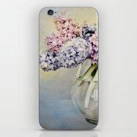 Hyacinths iPhone & iPod Skin