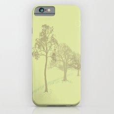 Misty Trees iPhone 6s Slim Case