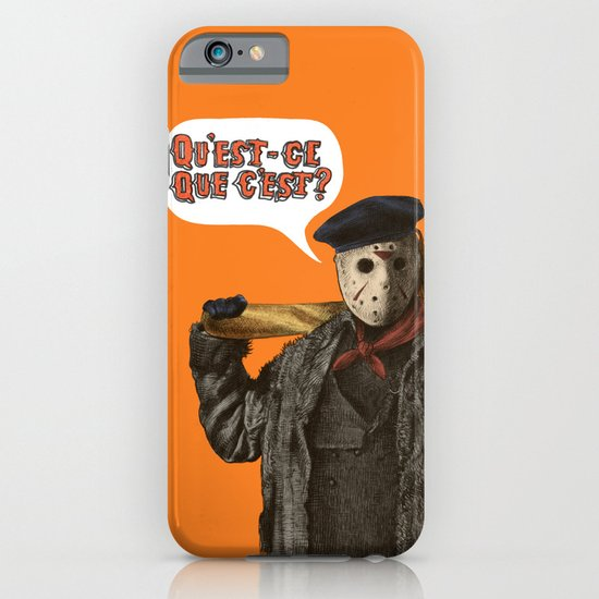 Psycho Killer iPhone & iPod Case