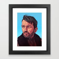 Malvo Framed Art Print