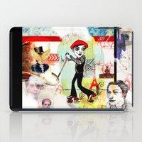Paris Cruisin' iPad Case