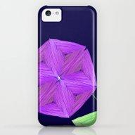 Night Bloom iPhone 5c Slim Case