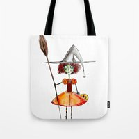 Little Witch Tote Bag