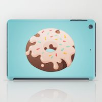 Sprinkle Donut iPad Case