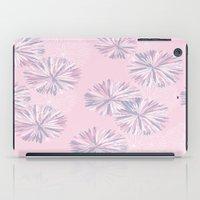 Soft Retro Bloom iPad Case
