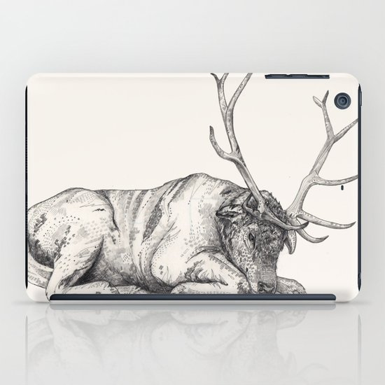 Stag // Graphite iPad Case