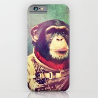 iPhone Cases featuring Above And Beyond by rubbishmonkey