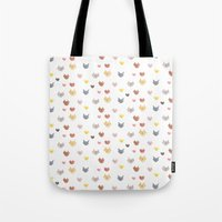 Cat Family (Smaller Cats… Tote Bag
