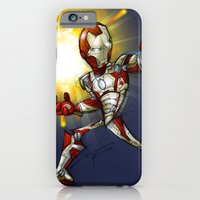 IRON MAN Mark 42 iPhone 6 Slim Case