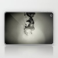 Black&White Idea Laptop & iPad Skin