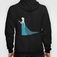 Queen Elsa Hoody