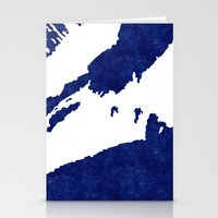 Climbing in Kebnekaise (no text) Stationery Cards