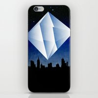 Ramiel Thunder of God Vector Angel Art from Evangelion Anime Series. iPhone & iPod Skin