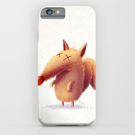 Monday fox iPhone & iPod Case