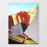 Geometrafuge Canvas Print