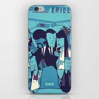 PULP FICTION variant iPhone & iPod Skin