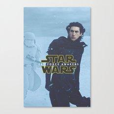 Kylo Ren / Star / Wars / The Force Awakens Canvas Print