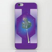 Unidentified Ship 1 iPhone & iPod Skin