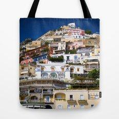 Positano Italy Tote Bag