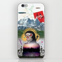 Broad Horizon iPhone & iPod Skin
