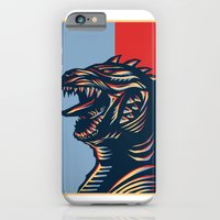 iPhone & iPod Case featuring Zillagodzilla by barmalisiRTB