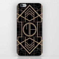 MB- GATSBY STYLE iPhone & iPod Skin