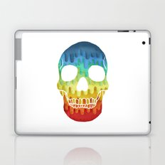 Paper Skull Laptop & iPad Skin