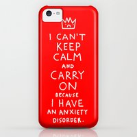 iPhone 5c Cases featuring i broke an promise to myself to never make one of these stupid posters by gemma correll