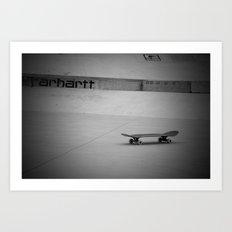 Skate  Art Print