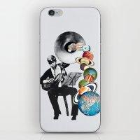 DMT Elf iPhone & iPod Skin