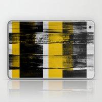 Yellow.bw. Laptop & iPad Skin