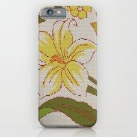 Flower Knit iPhone 6 Slim Case