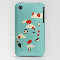 We Can Fly! iPhone (3g, 3gs) Slim Case