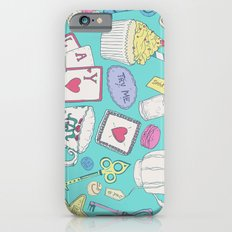 Alice's Tea Party iPhone 6 Slim Case