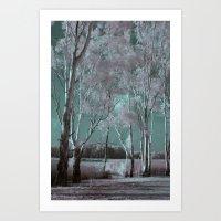 Where Spirits Whisper Art Print