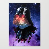 THE DARTH FATHER Canvas Print