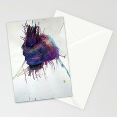 The Hand of Evil Stationery Cards