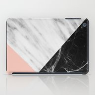 Marble Collage iPad Case