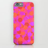 iPhone & iPod Case featuring Confetti by christinarashel