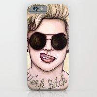 WERK BITCH iPhone 6 Slim Case