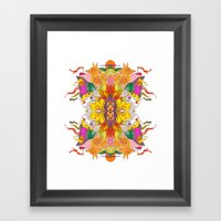 Free Psych And Mirrors -… Framed Art Print
