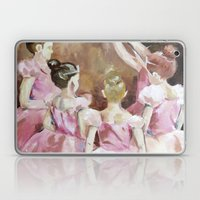 Before the Dance - Ballet Series Laptop & iPad Skin