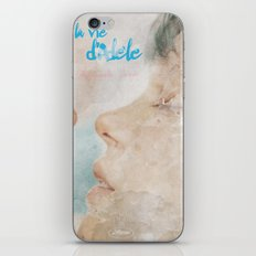 La vie d'Adele, movie poster - chapter two - alternative playbill iPhone & iPod Skin