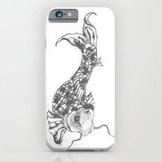 Grey Koi Slim Case iPhone 6s